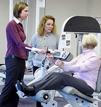Clinical Services: Physical Therapy